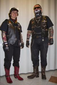 A Harley-Devidson fanok