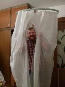A zuhanykabin